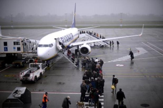 L'aéroport de Charleroi reporte à début juin la possible reprise de ses activités