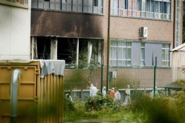 Onderzoek naar brandstichting in NICC afgesloten zonder verdachten