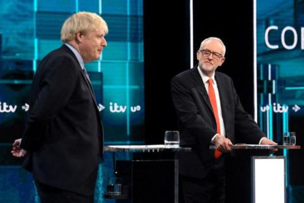 """Tories krijgen kritiek nadat ze Twitteraccount tijdens debat aanpassen naar """"factcheckUK"""""""