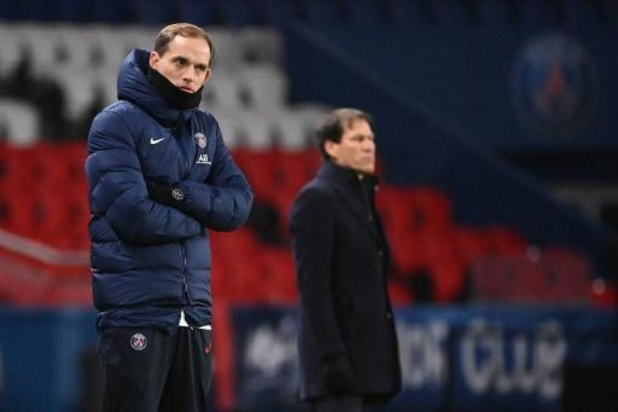 Le Paris St-Germain officialise le départ de son entraîneur Thomas Tuchel