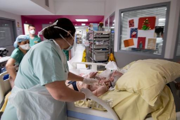 Coronavirus - France: le nombre des personnes dans les services de réa passe sous la barre des 5.000