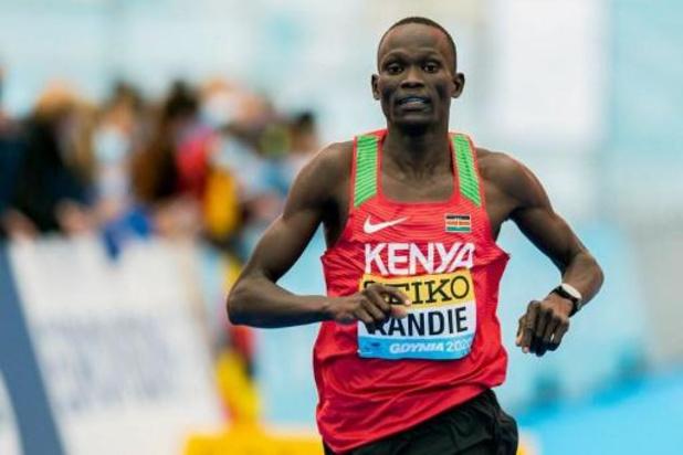 Marathon de Valence - Le Kényan Kibiwott Kandie explose le record du monde du semi-marathon