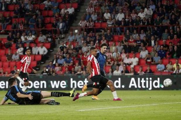 Le jeune prodige marocain du PSV Eindhoven Mohammed Ihattaren choisit les Pays-Bas