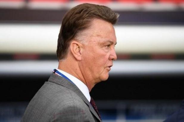 Van Gaal keert terug als trainer tweedeklasser Telstar, althans voor één wedstrijd