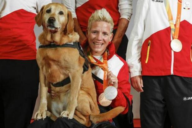 """Marieke Vervoort overleden - Belgian Paralympic Committee looft Vervoort: """"Ze laat veel meer dan prachtig palmares na"""""""