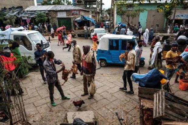Ethiopisch leger trekt op naar Tigray