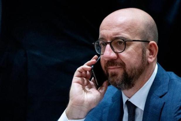 Nouveau le 1er décembre - Charles Michel prend la tête du Conseil européen