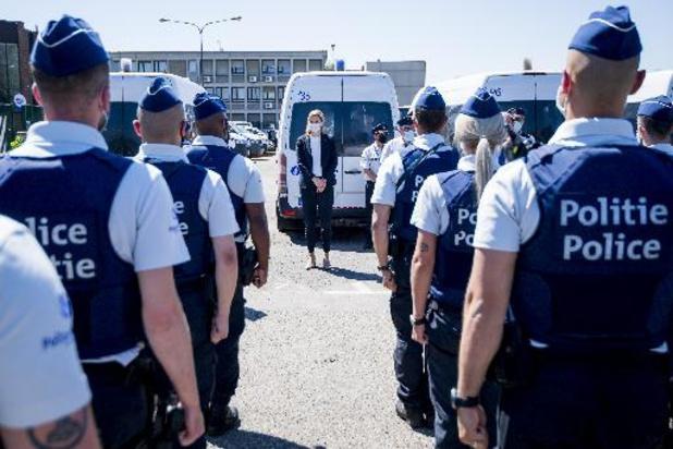 Sommet de l'OTAN - Réouverture des périmètres de sécurité à Bruxelles