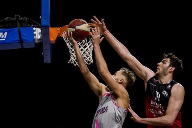 Euromillions Basket League - Mons reste invaincu, première victoire pour le Brussels