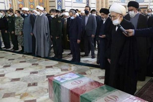 Dood Iraanse kernfysicus - Vermoorde kernfysicus begraven in Teheran