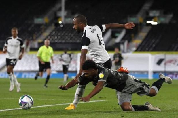 Belgen in het buitenland - Manchester United wint bij het Fulham van Denis Odoi en is opnieuw leider