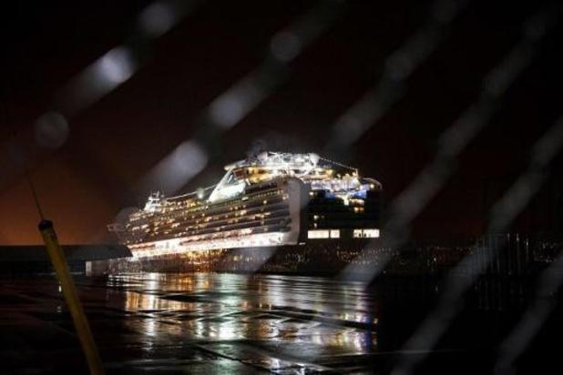 Alle passagiers Diamond Princess getest op coronavirus