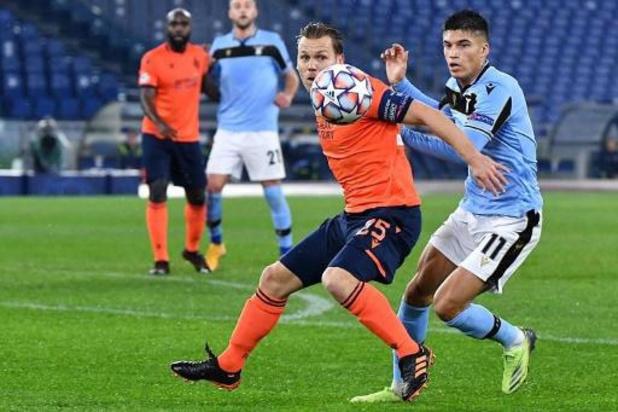 Club Brugge blijft op een punt steken in Rome en speelt na Nieuwjaar in de Europa League