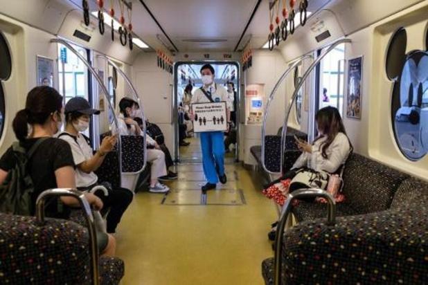Tokio tekent dagrecord van 224 nieuwe besmettingen op