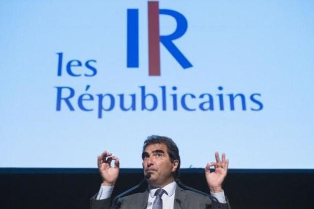 France: Christian Jacob élu président des Républicains avec 62,58% des voix
