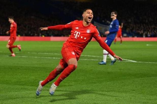 Ligue des Champions - Le Bayern domine Chelsea chez lui, Naples, avec Mertens buteur, partage contre le Barça