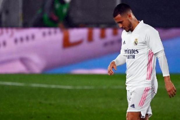 """Eden Hazard niet van plan om Real te verlaten: """"Lig hier nog drie jaar onder contract"""""""