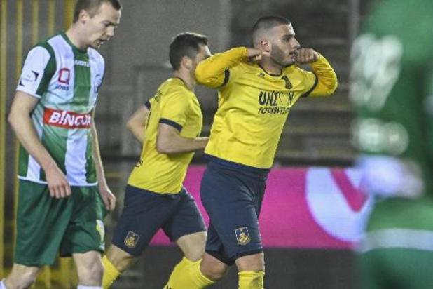 1B Pro League - L'Union arrache la victoire dans les arrêts de jeu contre Lommel et se rapproche du titre
