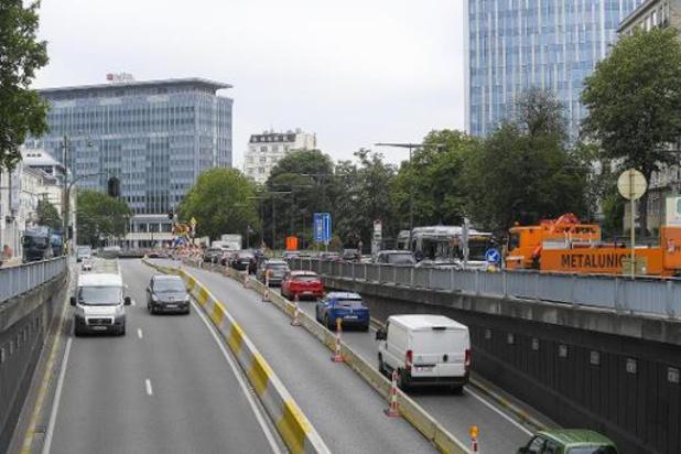 Les Belges ont de plus en plus de mal à diminuer leurs déplacements