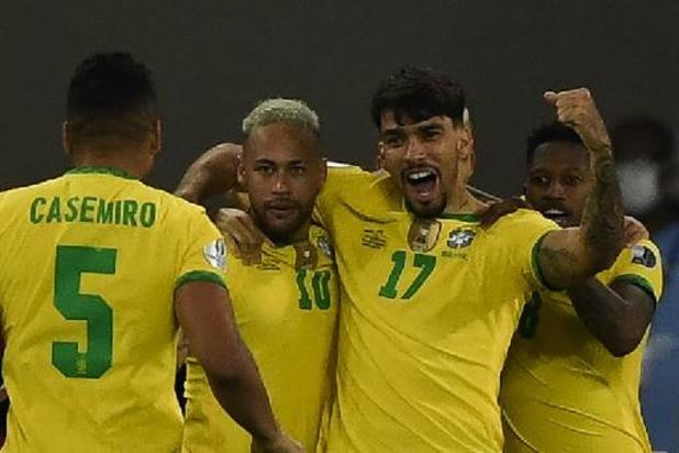 Copa America - Le Brésil bat le Chili et va en demi-finale contre le Pérou