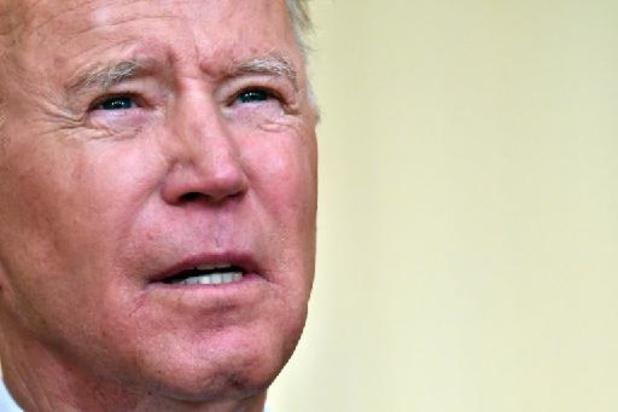 Joe Biden annonce qu'il va de nouveau parler avec Benjamin Netanyahu lundi