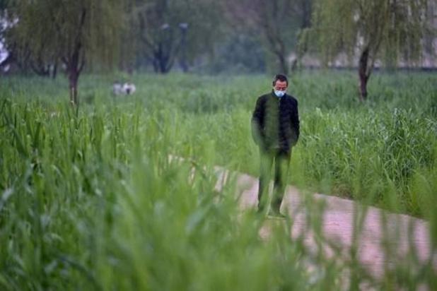 La Chine annonce 1.367 cas asymptomatiques