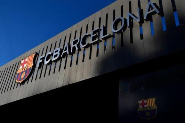 FC Barcelona stelt presidentsverkiezingen uit