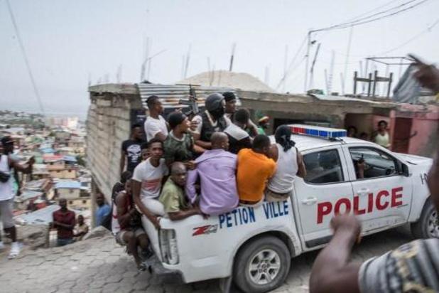 """Politie Port-au-Prince heeft meerdere verdachten van moord op president """"omsingeld"""""""
