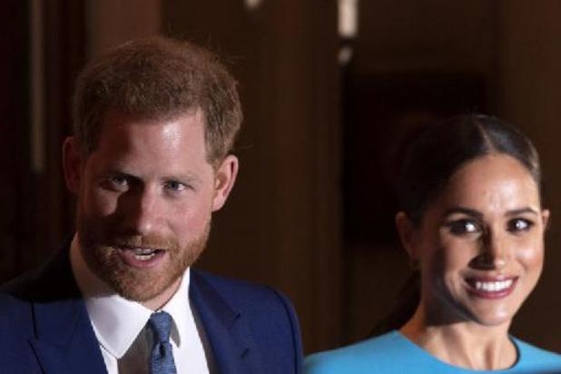 Harry et Meghan rendent un hommage virtuel au prince Philip