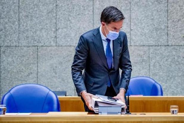 Aantal nieuwe coronabesmettingen daalt in Nederland