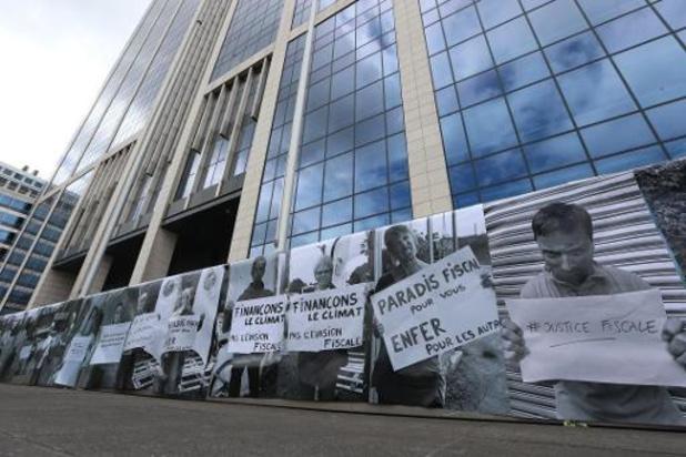 850 internautes manifestent pour plus de justice fiscale