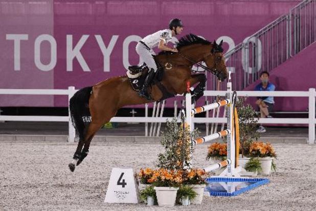 Pieter Devos (Claire Z) remplace Niels Bruynseels dans l'épreuve de jumping par équipes