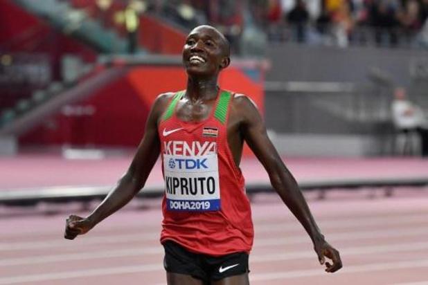Rhonex Kipruto et Sheila Chepkirui battent les records du monde du 10 km à Valence