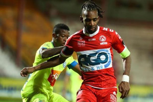 Ilombe Mboyo ruilt Kortrijk voor STVV
