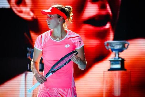 Elise Mertens toujours 17e d'un classement WTA inchangé au sommet
