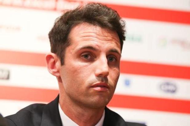 Diego Lopez est le nouveau directeur sportif de Mouscron