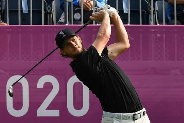 Thomas Pieters begint uitstekend aan golftoernooi