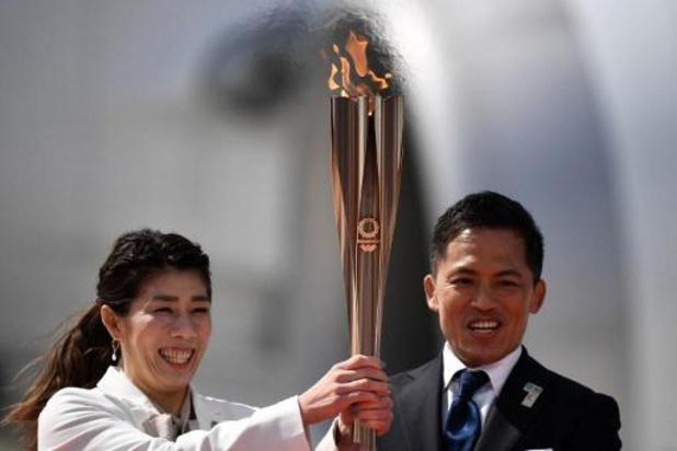 """Le parcours de la flamme olympique """"pour l'instant"""" inchangé"""