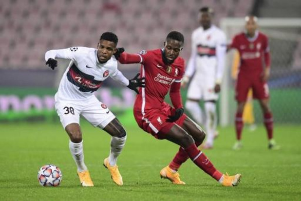 Belgen in het buitenland - Liverpool met invaller Origi laat koppositie liggen na gelijkspel tegen Fulham