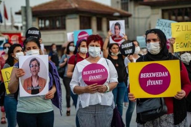 Turkije veroordeelt pro-Koerdische politica tot 22 jaar cel wegens terrorisme