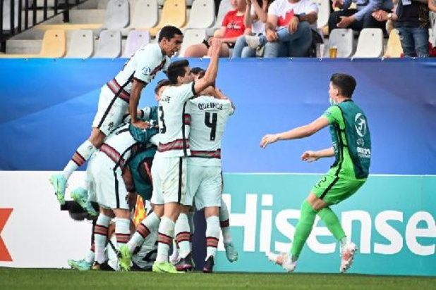 Le Portugal bat l'Espagne, tenante du titre, et va en finale