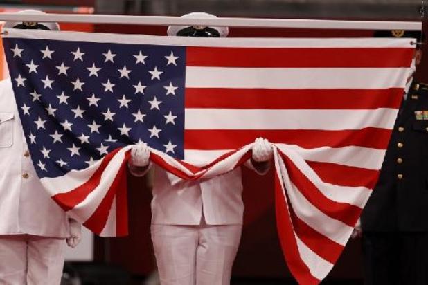 VS zijn opnieuw het meest succesvolle land, België beëindigt medaillestand op 29e plek