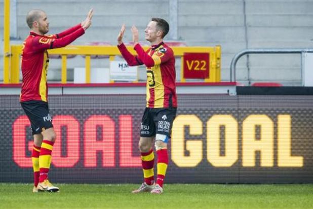 Hairemans bezorgt KV Mechelen met twee treffers de zege tegen Antwerp