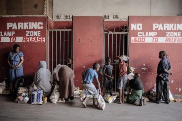 """L'Afrique à un """"moment charnière"""" de sa lutte contre le coronavirus"""