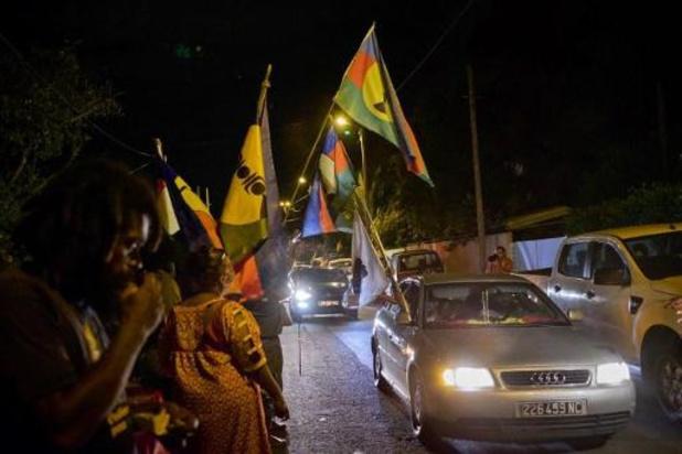 Nieuw-Caledonië krijgt op 6 september 2020 nieuw referendum over onafhankelijkheid
