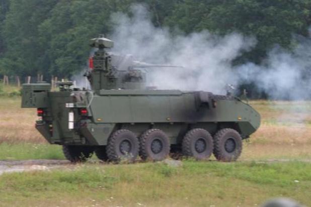 Des militaires belges contaminés lors d'un camp d'entraînement en Allemagne