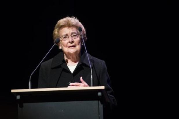 Antoinette Spaak, grande dame de la politique francophone, est décédée