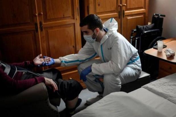 113-jarige Spaanse vrouw overleeft coronavirus