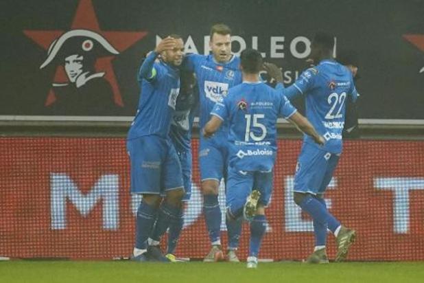 Jupiler Pro League - AA Gent laat ook Racing Genk met lege handen vertrekken