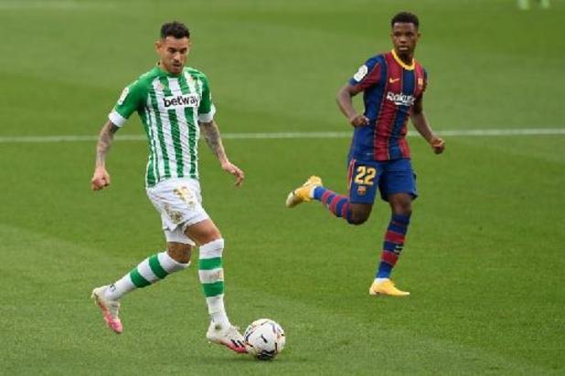 Ansu Fati (Barcelona) hervat groepstraining na ruim negen maanden blessureleed